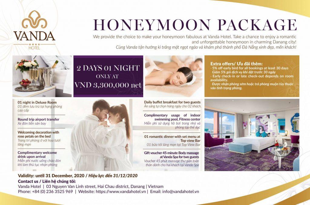 Honeymoonpackage inDanang